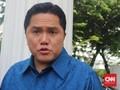 Erick Thohir Yakin Ahok Tambah Elektabilitas Jokowi