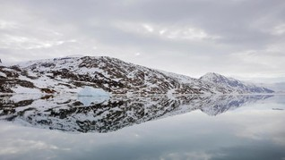 Waspada Banjir Akibat Es di Greenland Mencair Lebih Cepat