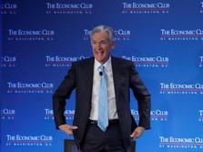 Kerut Kening Bos The Fed Saat Uraikan Kondisi Ekonomi AS