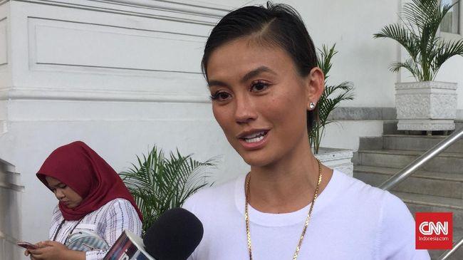 Agnez Mo Kembali Buka Suara soal Darah Indonesia