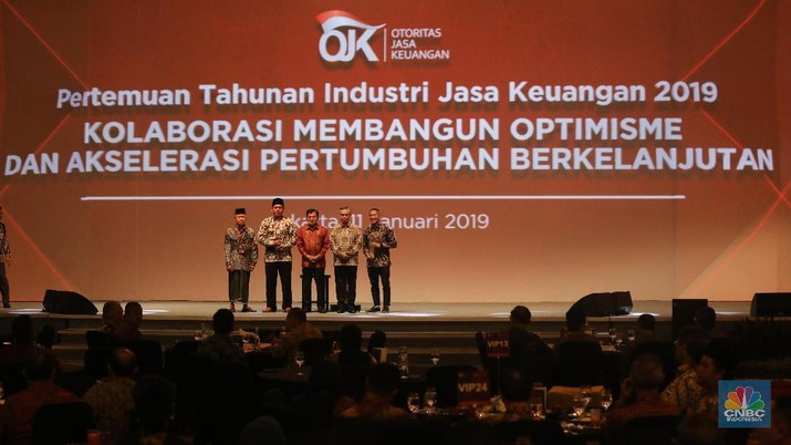 Di Balik Pertemuan Tahunan Industri Jasa Keuangan 2019