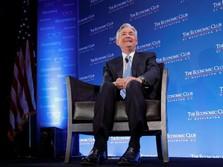 Ashiap! The Fed Bawa Kabar Baik Nih Soal Ekonomi AS