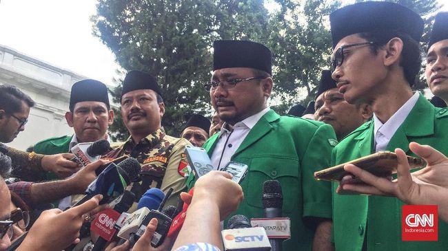 GP Ansor Sebut Kelompok Radikal Menginduk ke Satu Capres