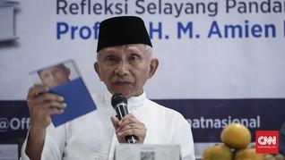 PAN Respons Lahan Amien Rais: Hasto Tendensius ke Tokoh Islam