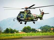 TNI AU Pesan 8 Helikopter Canggih H225M Airbus