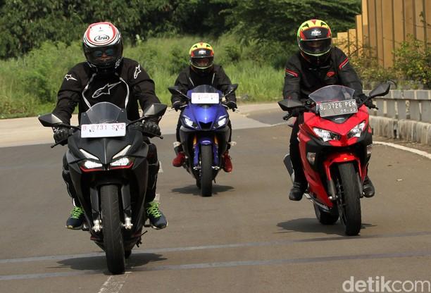 Adu Kenceng Motor Sport 250 cc