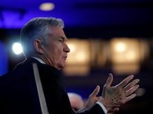 Ekonomi AS Berisiko, The Fed Tak Buru-buru Naikkan Suku Bunga