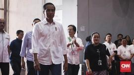 Jokowi Akui Kesulitan Laksanakan Izin Investasi Online