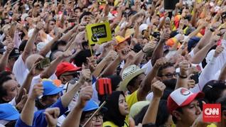 Alumni UI Suarakan Dukungan Jokowi di Kawasan GBK