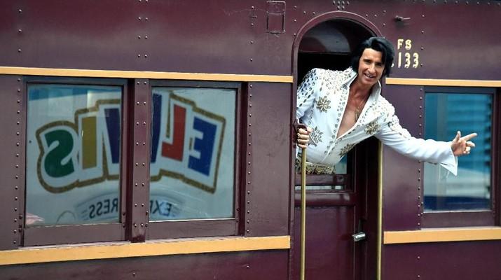Kereta Elvis Express dan kereta Blue Suede Express akan menuju ke Parkes untuk Festival Elvis tahunan.