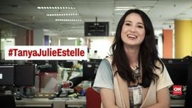 VIDEO: Menghabiskan Rp80 Juta Versi Julie Estelle