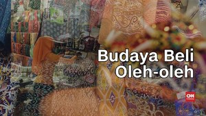 VIDEO: Kata Mereka Tentang Budaya Beli Oleh-oleh