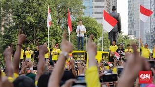 Timses Jokowi Dicecar Bawaslu soal Acara Deklarasi Alumni UI