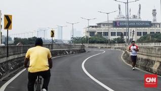 Per November, Jalan Layang Antasari Jadi Lokasi Car Free Day