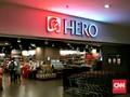 Rugi Rp163 Miliar jadi Alasan Hero Supermarket Tutup Lapak