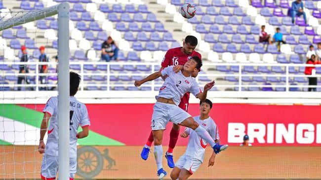Qatar Jungkalkan Korea Utara 6-0 di Piala Asia 2019