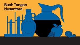 INFOGRAFIS: Keliling Nusantara Cari Buah Tangan