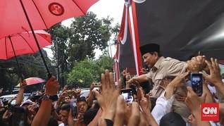 Prabowo Akan Ajak PDIP dan Golkar Gabung jika Menang Pilpres
