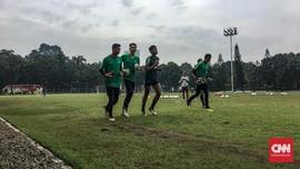 Pemain Timnas Indonesia U-22 Netral Bahas Debat Capres 2019