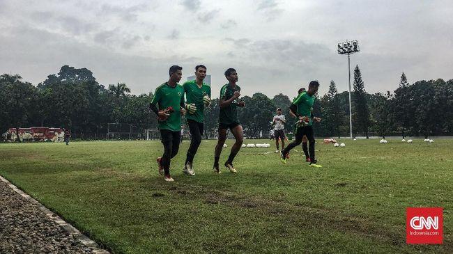 Nadeo Ngebet Dilatih Hendro Kartiko di Timnas Indonesia U-22