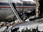Nahas, Kecelakaan Pesawat Renggut 15 Nyawa di Iran