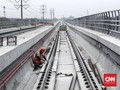 Penyelesaian Proyek LRT Jabodebek Terancam Molor