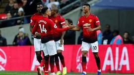Manchester United Sukses Permalukan Arsenal 3-1