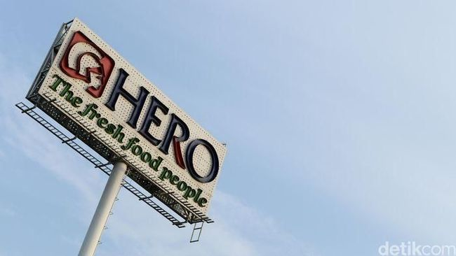 HERO Dampak Covid-19, Rugi HERO Bengkak Jadi Rp 44 M di Q1