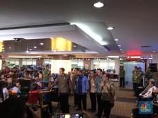 Kembali ke BKPM, Jokowi Cek Kecepatan Izin Investasi via OSS