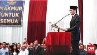 Sandi Yakin Indonesia Bakal Jadi Pusat Ekonomi Halal Dunia