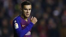 Barcelona Pasang Diskon Besar untuk Jual Coutinho