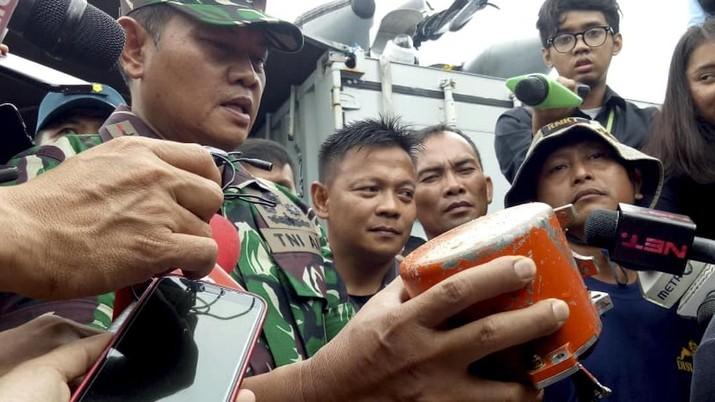 Jokowi mengapresiasi penemuan CVR tersebut.