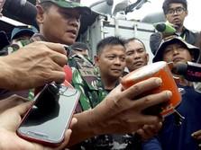 CVR Lion Air PK-LQP Ditemukan, Ini Respons Jokowi