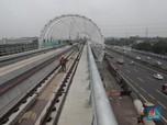 Proyek LRT Bikin Arus Kas Adhi Karya Negatif