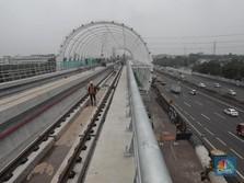 Setelah LRT, Bakal Ada Rel Layang di Jakarta