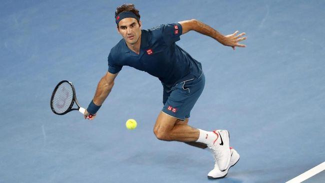 Federer dan Nadal Melaju di Australia Terbuka