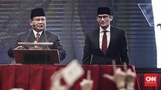 BPN Prabowo-Sandi Sebut Ada Kesepakatan soal HAM dalam Debat