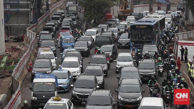 Kenaikan Pajak Balik Nama Diklaim untuk Kurangi Macet Jakarta