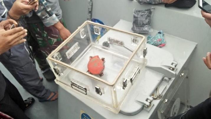 KNKT memberikan penjelasan mendalam mengenai kabar bocornya isi rekaman cockpit voice recorder (CVR) dari kotak hitam atau black box pesawat Lion Air JT 610.