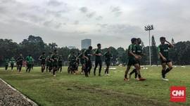 Tiga Pemain Baru Mulai Gabung Latihan Timnas Indonesia U-22