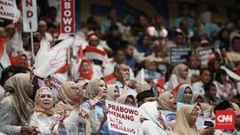 BPN Prabowo Minta Relawan Mohon Maaf soal Lagu Jogja Istimewa