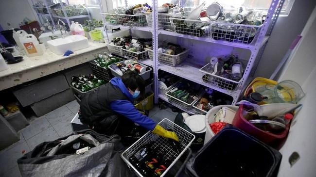 Sebagai negara yang masuk dalamranah adidaya, China selalumemiliki inovasi untuk 'menggembirakan' masyarakat.
