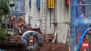 INDEF Sebut Infrastruktur Jokowi Ganggu Keuangan BUMN Karya