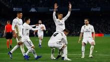 Casemiro Tegaskan Real Madrid Harus Kerja Keras