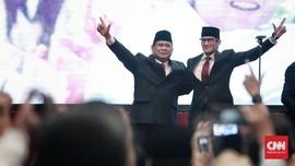 Prabowo Subianto: Kalau Dengar Allahu Akbar Jangan Persoalkan