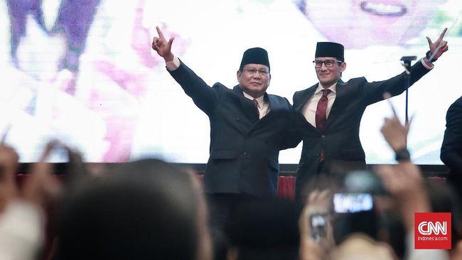 Prabowo Racik Strategi 'Dorongan Besar' demi Indonesia Menang