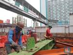 Beresin Masalah di Bekasi, Progres LRT Jabodetabek Terkendali