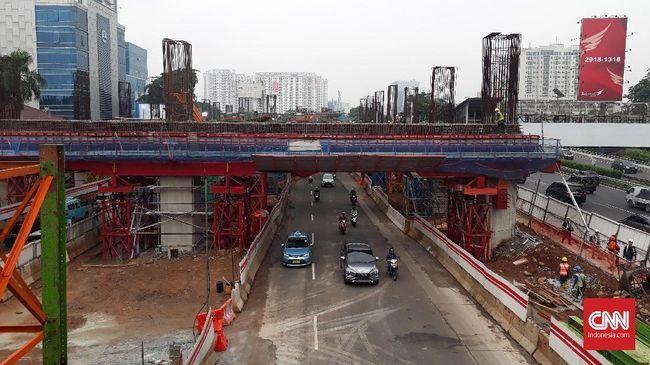 Adhi Karya Klaim Biaya LRT Jabodebek Paling Murah di Dunia