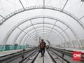 Tarif Menumpang LRT Jabodebek Dibanderol Rp12 Ribu