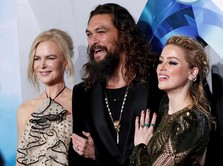 Peran China di Balik Kesuksesan Box Office Aquaman